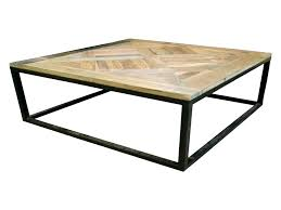 reclaimed wood and metal coffee table coffee table metal wood coffee table reclaimed wood metal coffee