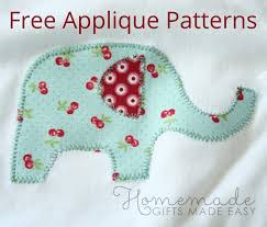 Free Applique Patterns - animals, shapes, letters, numbers and ... & Free Applique Patterns - animals, shapes, letters, numbers and more. Plus  step Adamdwight.com