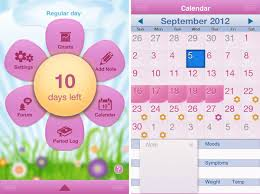 Standard Menstrual Cycle Chart Period Tracking Apps Like Clue And Glow Are Not For Women Vox