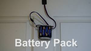 Battery Pack Lights For Wreath How To Make A Diy Christmas Wreath With Led Strip Lights