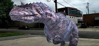 New Jurassic World Alive Ar Game Takes Everything Great