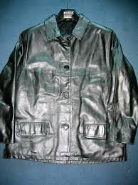 used leather jackets with fur collar used leather jackets