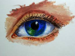painting tutorial painting eye in alla prima oil painting