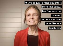 Gloria Steinem Quotes New GirlTalkHQ Gloriasteinemquote