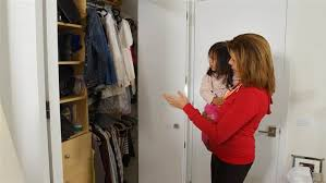 the home edit las work their makeover magic on hoda s closet