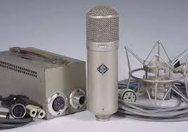 Ламповые конденсаторные <b>микрофоны</b> купить в Москве недорого