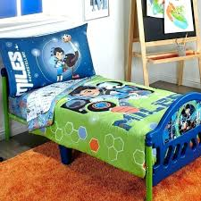 toddler bed set toddler mickey mouse bedding miles from 4 piece toddler bedding set mickey