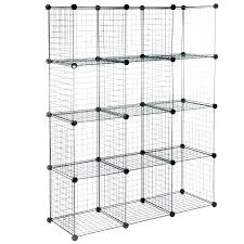 wire cube shelves grid wire modular shelving and storage cubes storage cubes wire storage cube metal wire cube shelves