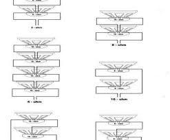 series parallel speaker wiring diagram brandforesight co 4x12 speaker diagram wiring diagram