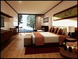 brown bedroom color schemes. Minimalist Modern Bedroom Color Schemes Design With White Wall Colors Combines Brown Furniture And Laminate Wooden Floor Tones Ideas. R