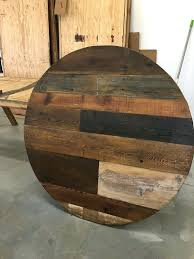 dining table tops wood round dining table table top wood variety reclaimed wood plank table wooden
