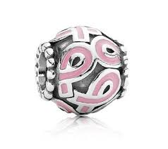 best pandora images pandora beads pandora  breast cancer bead by pandora jewelry a donation from s is given to