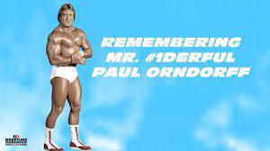 """Remembering """"Mr. Wonderful"""" Paul ..."""