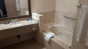 best western plus dixon davis jetted bathtub