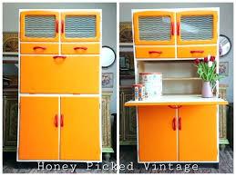 vintage pantry cabinet vintage pantry cabinet retro orange kitchen larder cupboard cabinet pantry cabinet kitchenette vintage vintage pantry cabinet