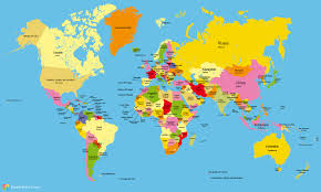 Resultat d'imatges de mapamundi