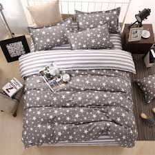 classic bedding set 5 size grey blue flower bed linens set duvet cover set past bed sheet ab side duvet cover bed brown duvet cover bedding comforters