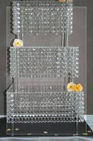 crystal chandelier cake stand recipe with dome fifth avenue and