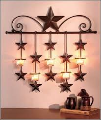 plush design texas star wall decor 36 inch black metal large decoration outdoor lone