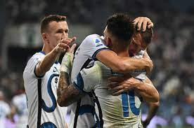 Inter's Probable Starting XI vs Lazio: Dzeko Comes in for Correa