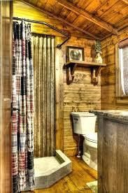 rustic cabin shower curtains wilderness shower curtain cabin themed shower curtain hooks log cabin shower curtain