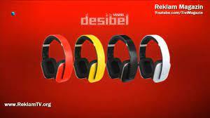 Müziği Özgür Bırak! - Vestel Desibel Bluetooth Kulaklık Reklamı - YouTube