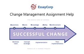 assignment on change management change management assignments