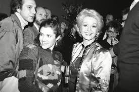 debbie reynolds and carrie fisher. Wonderful Reynolds With Debbie Reynolds And Carrie Fisher B