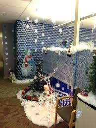 christmas office decorating. Brilliant Decorating Office Door Decorating Ideas For Christmas Simple Decoration  Decor Cool  On Christmas Office Decorating W