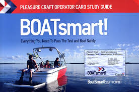 Canada Card Boatsmart Mind Craft By Study Nautical Pleasure Operator The Guide