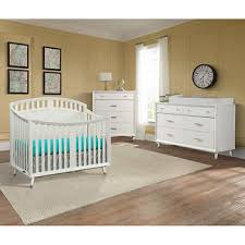 Nursery white furniture Boy Tremont Arch Top Crib 3piece Nursery Collection White Costco Wholesale Nursery Furniture Collections Costco