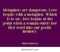 Milan Kundera Quotes On Love. QuotesGram via Relatably.com