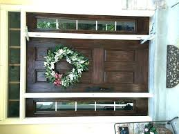 paint for fiberglass door ed best smooth can you garage doors stain