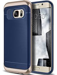 samsung galaxy s7 edge. galaxy s7 edge case, caseology [wavelength series] slim dual layer protective textured grip samsung b