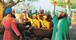 How Young Children of Guru Gobind Singh Were Buried Alive by Mughal Governor