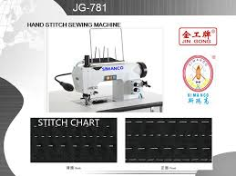 Hand Stitching Machine Sewing