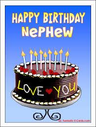 E Birthday Card Nephew Birthday Card Verses Free Online Family Birthday Cards E