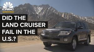 Why The <b>Toyota Land Cruiser</b> Is Disappearing From America ...