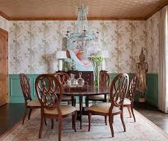 traditional dining room designs. Smart Color Scheme In The Traditional Dining Room [Design: Andrea Schumacher Interiors] Designs C