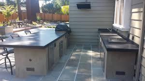 Kitchen Cheap Cost Build An Outdoor Kitchen Outdoor Kitchen Kits - Outdoor kitchen countertop ideas