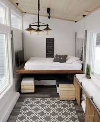 tiny house bed ideas. Plain Ideas 345 Best Tiny House Bedrooms U0026 Lofts Images On Pinterest In 2018  Bedroom  Ideas Bunk Beds And Suspended Bed On Bed Ideas