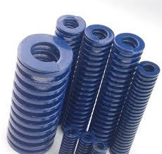 Light Duty Die Springs Od 18mm Id 9mm Light Duty Blue Spiral Stamping Compression Die Spring
