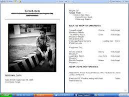 Modern Sample Paano Gumawa Ng Resume Component Resume Ideas