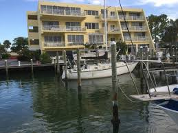 From The Water Picture Of Chart House Suites On Clearwater