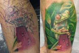 Cover Up Tattoo Artists Patong Phuket Mayhem Ink