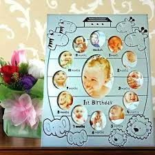 12 month picture frame month baby frame baby photo frame roses month baby frame 1 12