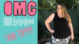 Lularoe All New Tank Top Sizing Fit And True Love