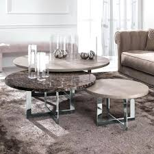 what to put on a coffee table luxury nest of round coffee tables interiors throughout what to put on a round what to put on coffee table for decoration