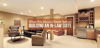 5 tips for building an in law suite