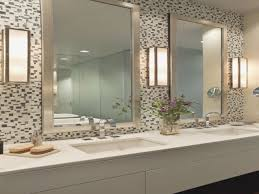Bathroom Mirror Mosaic Tile Bathroom Mirrors Ideas